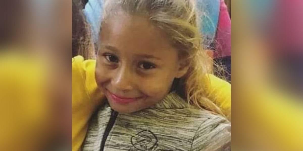 Menina de 8 anos que desapareceu em parquinho é encontrada morta