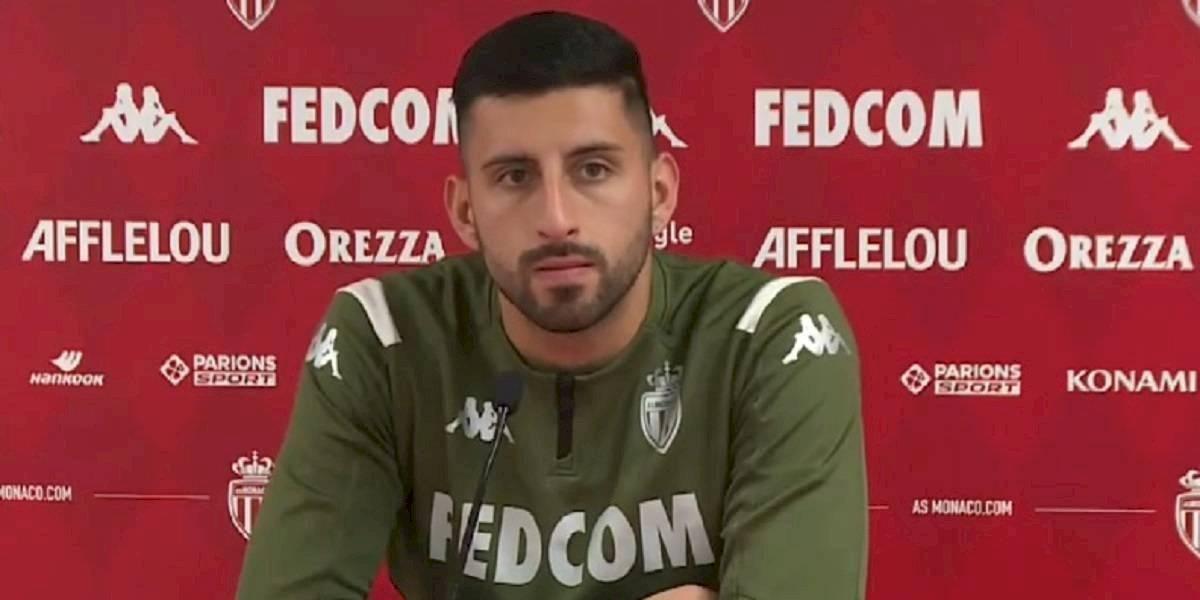 """Maripán y su rol en Monaco: """"Me transformo cada día en un jugador que ayuda a los compañeros y que quiere lo mejor para el equipo"""""""