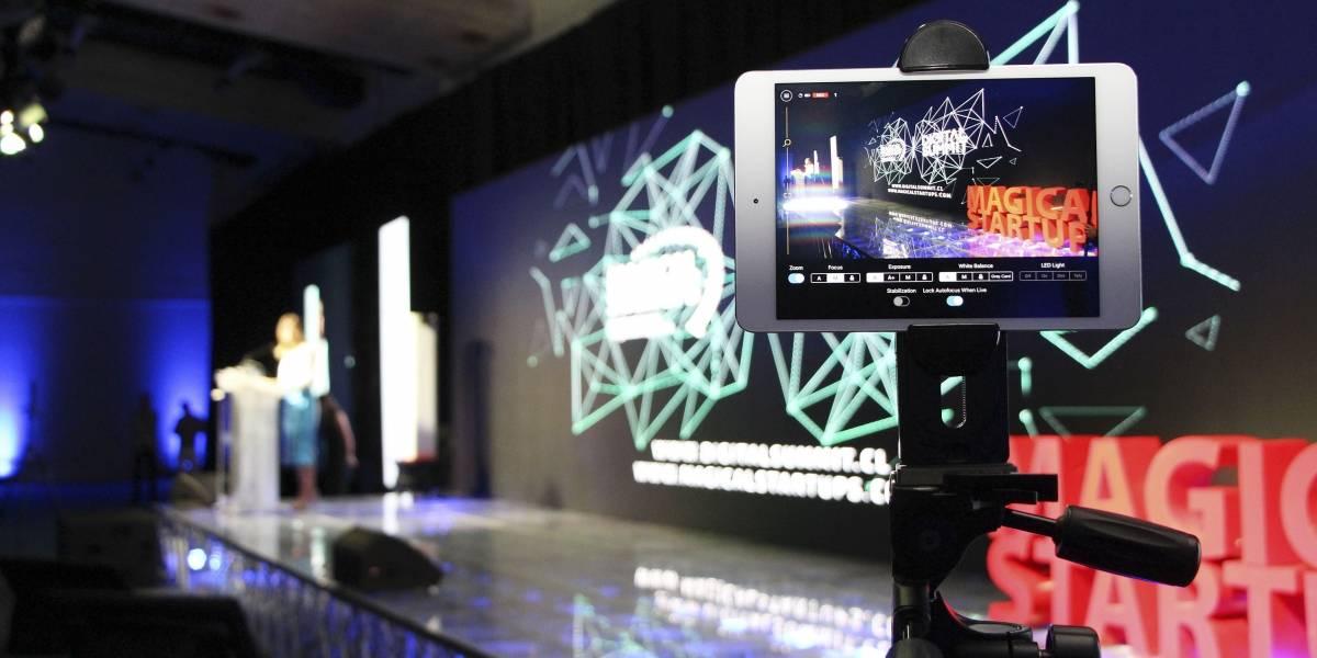 Digital Summit tendrá transmisión en vivo para todo Chile y el mundo