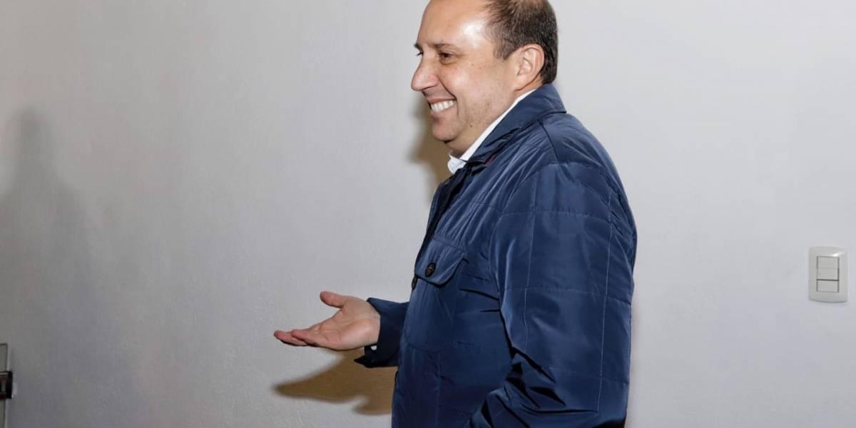 Fernando Manzanilla renuncia a la SGG