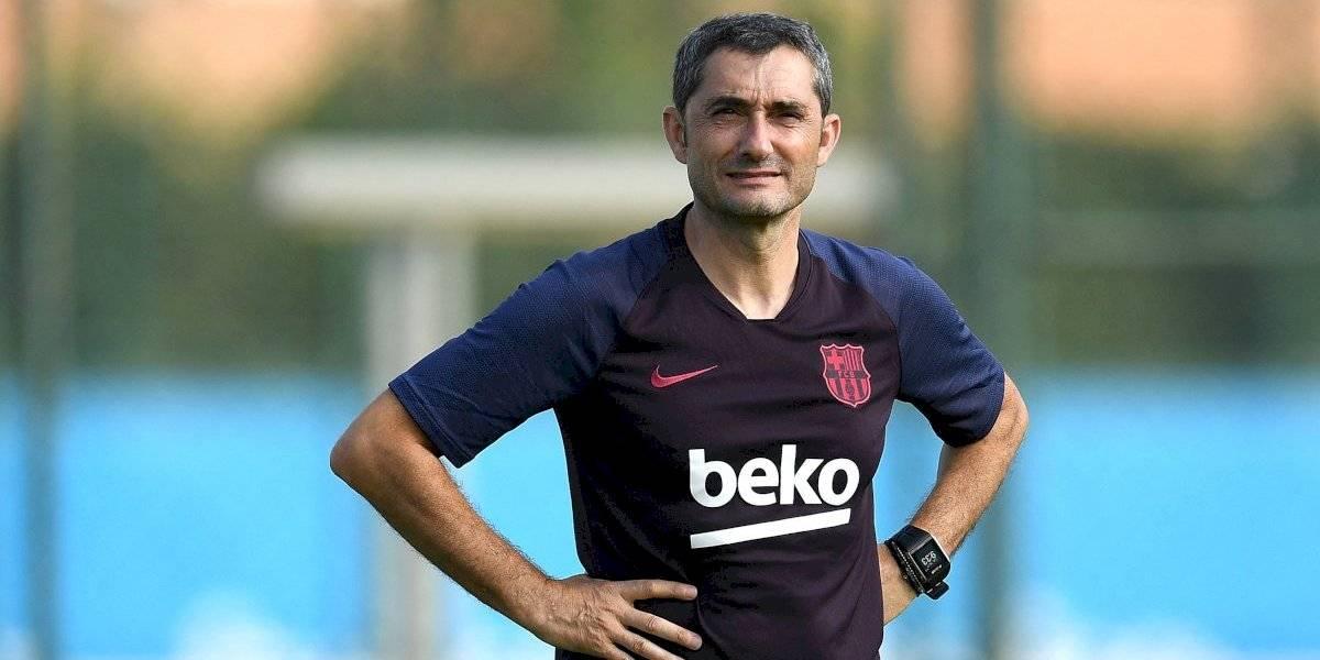 Ernesto Valverde se despide del Barça con emotiva carta
