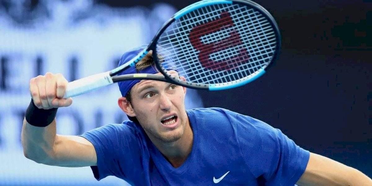 Nicolás Jarry, suspendido por doping