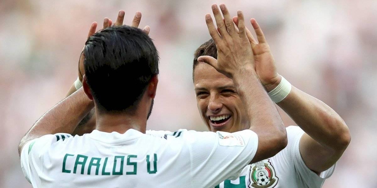 Carlos Vela quiere a 'Chicharito' en la MLS