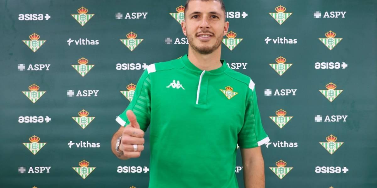 Guido Rodríguez cumple su sueño y jugará en Europa