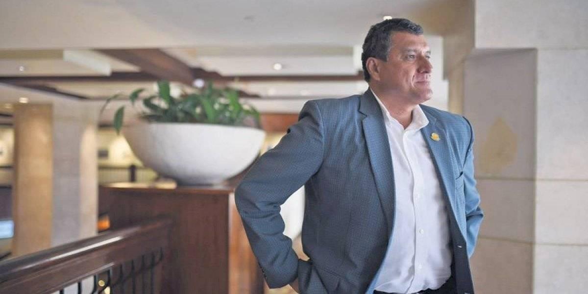 """Guillermo Castillo: """"No le hago daño a nadie, espero que nadie quiera hacerme daño a mí"""""""