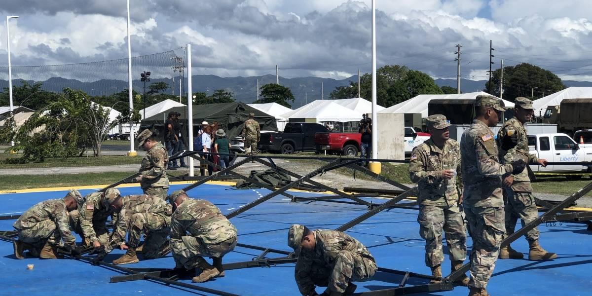 Reserva del Ejército de Estados Unidos contará con 150 soldados en el área sur