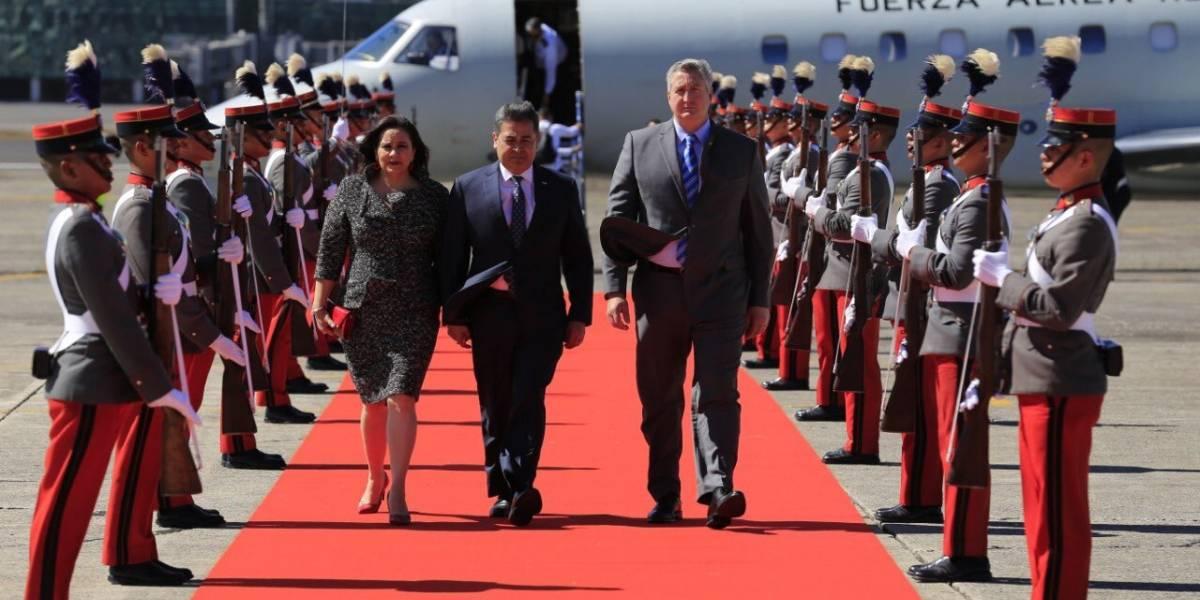 Los invitados extranjeros que presenciarán el cambio de mando presidencial