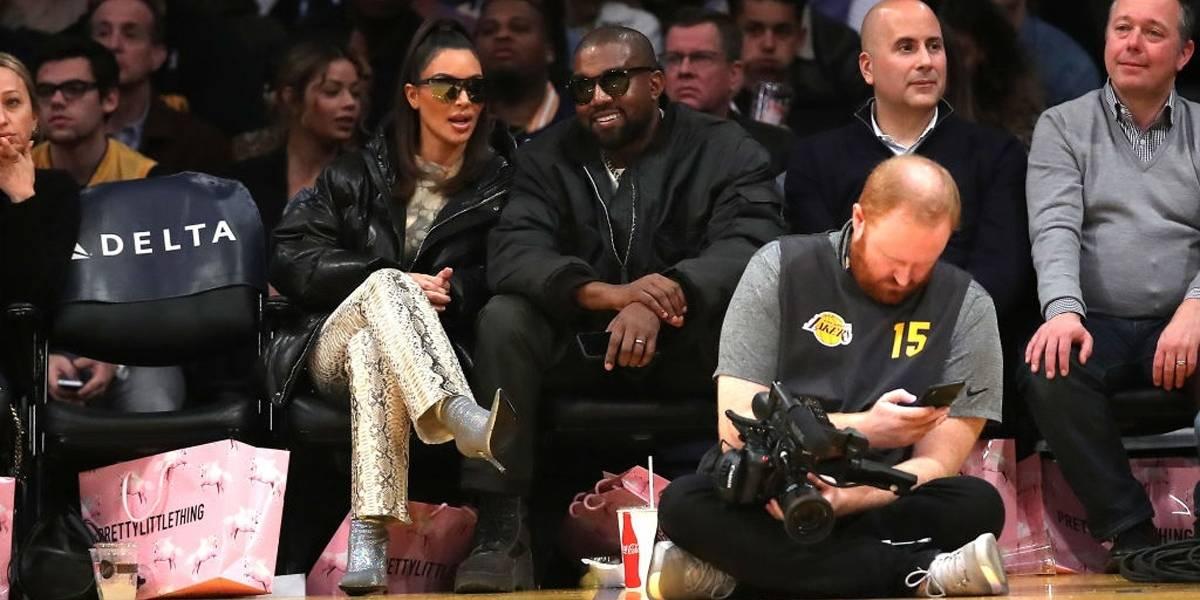 Kim Kardashian teria vaiado o ex-cunhado, Tristan Thompson, em partida de basquete