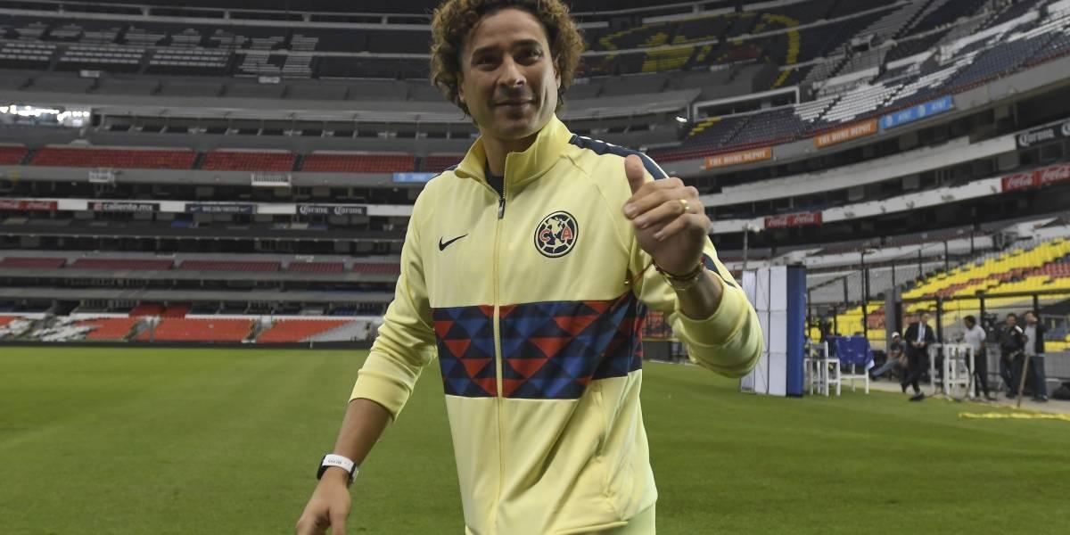 'No hay tiempo para lamentarse, estamos en América': Ochoa