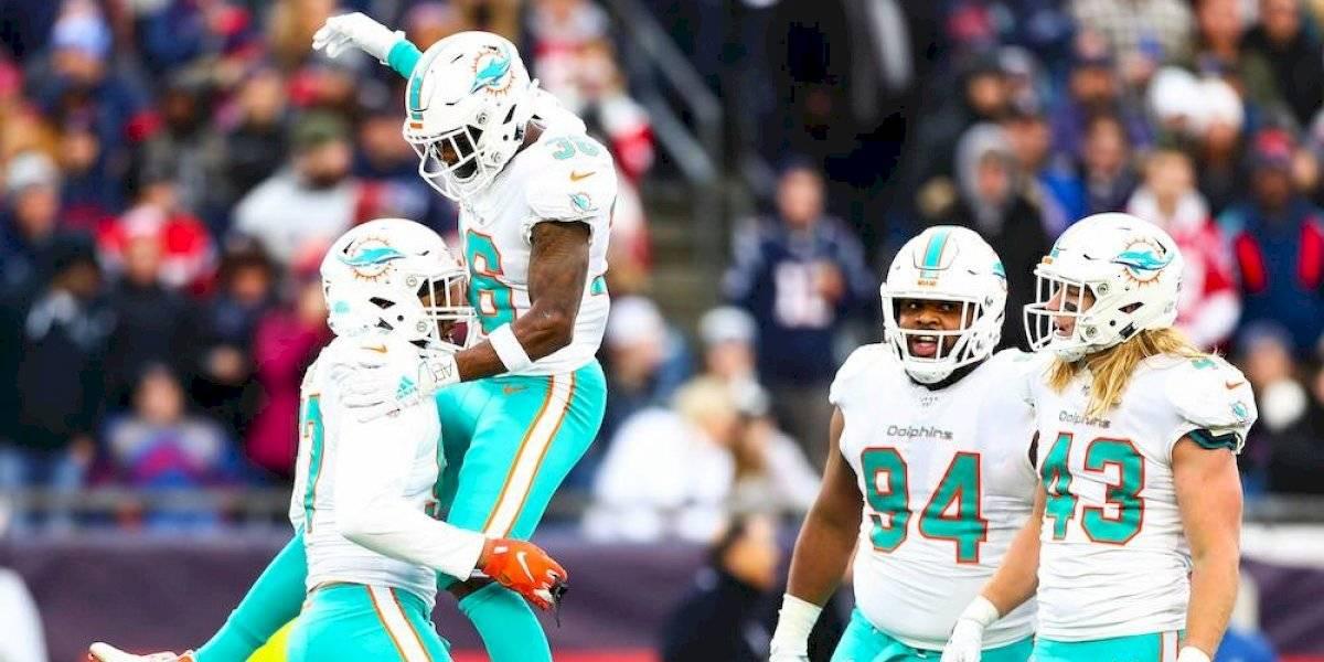 Miami Dolphins sería uno de los equipos en jugar en México en 2020