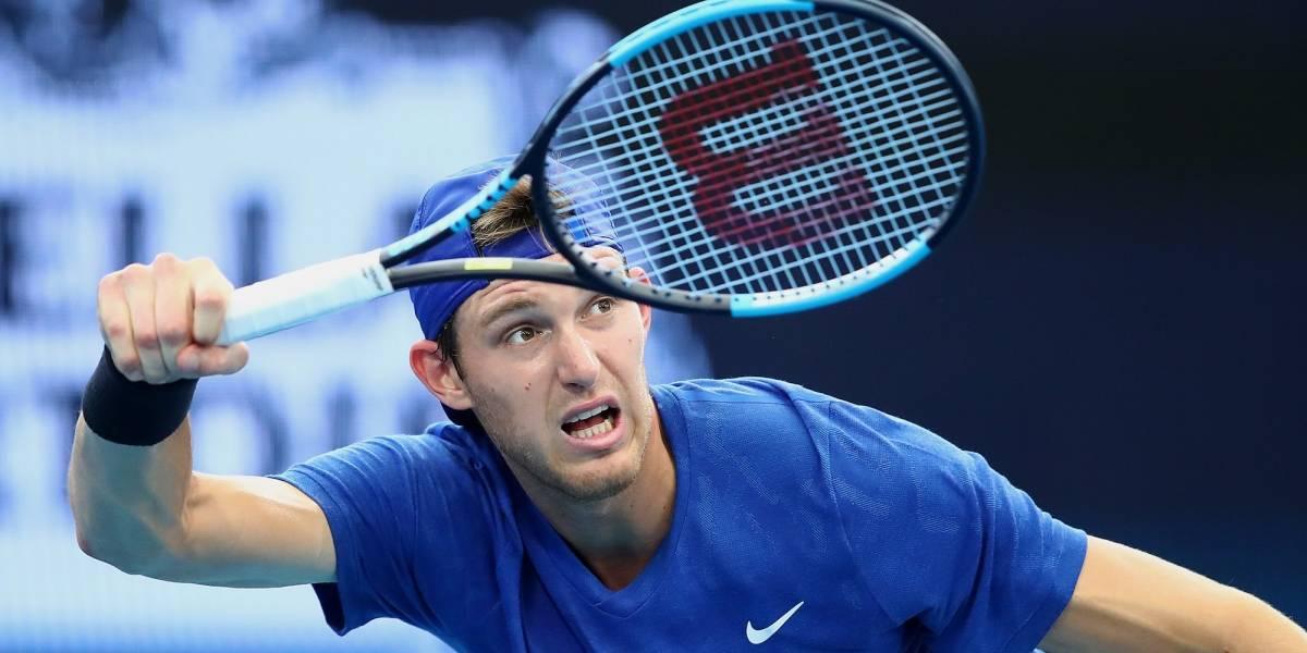 Tenista es suspendido por dar positivo de doping en la Copa Davis