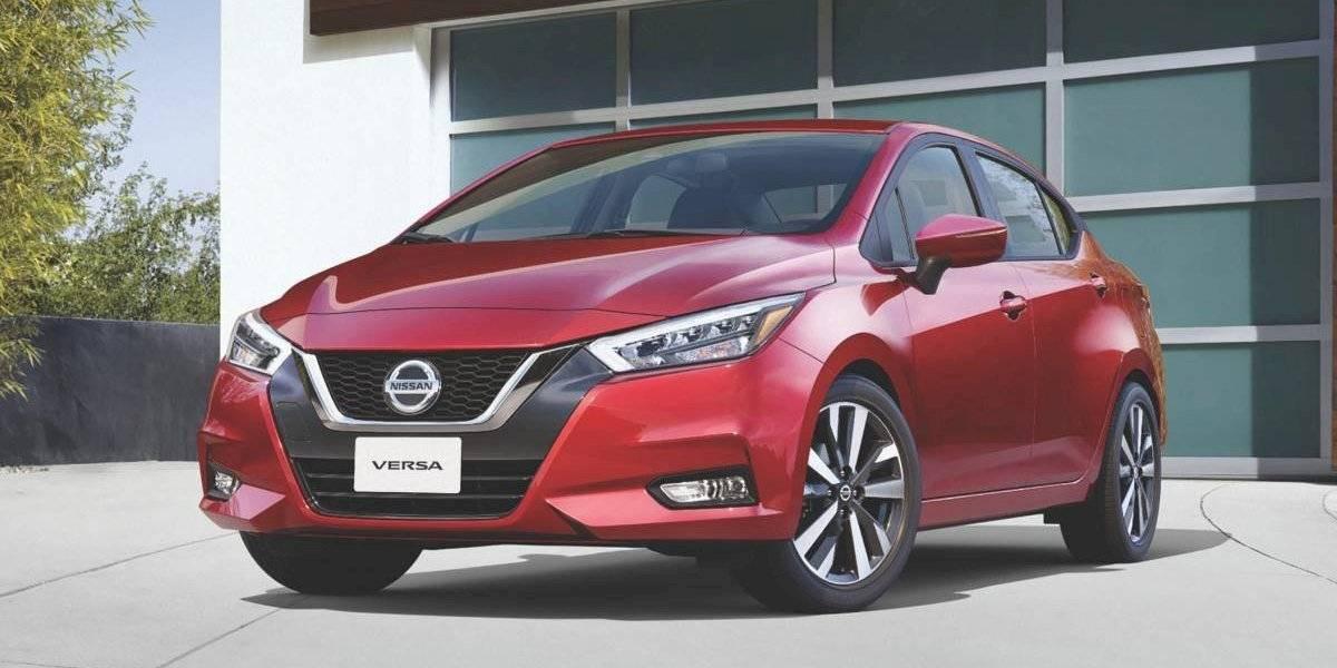 Nissan Versa, el Auto del Año 2020 para la prensa de Latinoamérica
