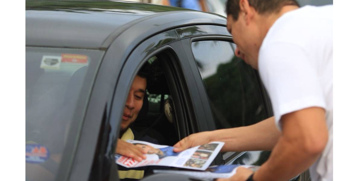 Lei proíbe distribuição de panfletos nas ruas de São Paulo