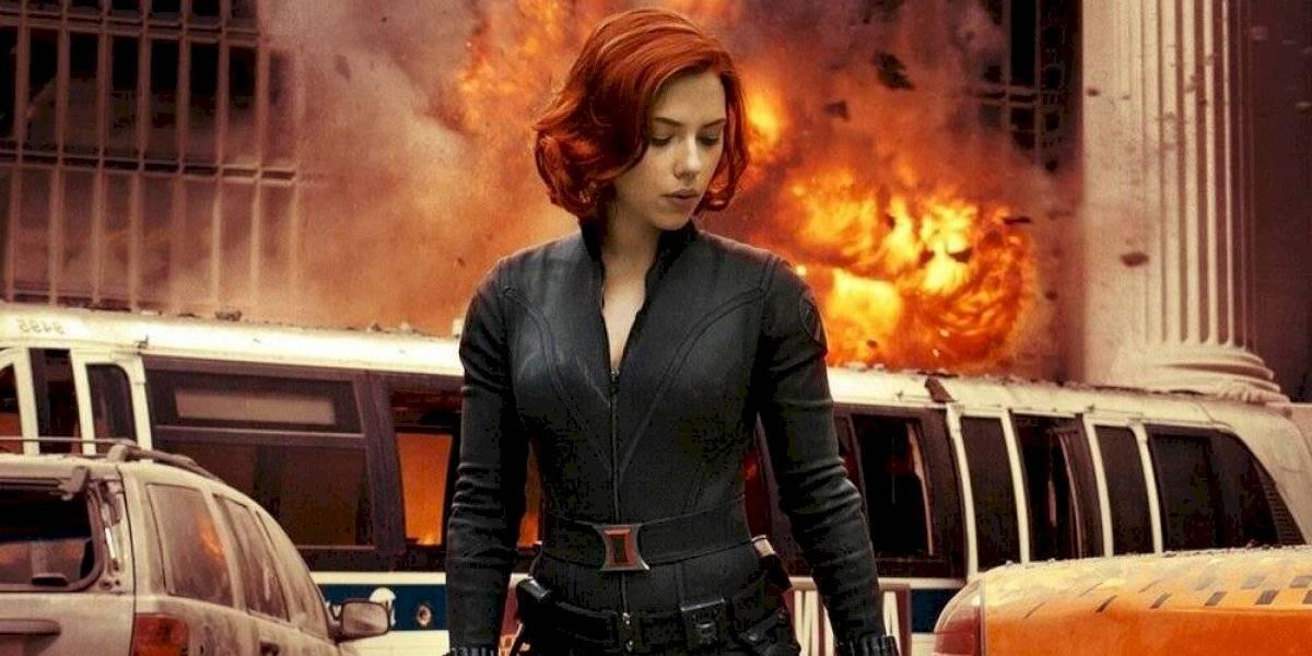 Marvel lanza nueva sinopsis de la película — Black Widow