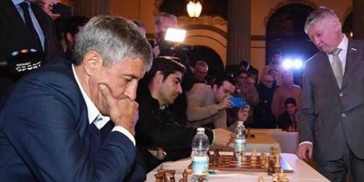 Un aficionado del ajedrez es quien tomará las decisiones tácticas del FC Barcelona