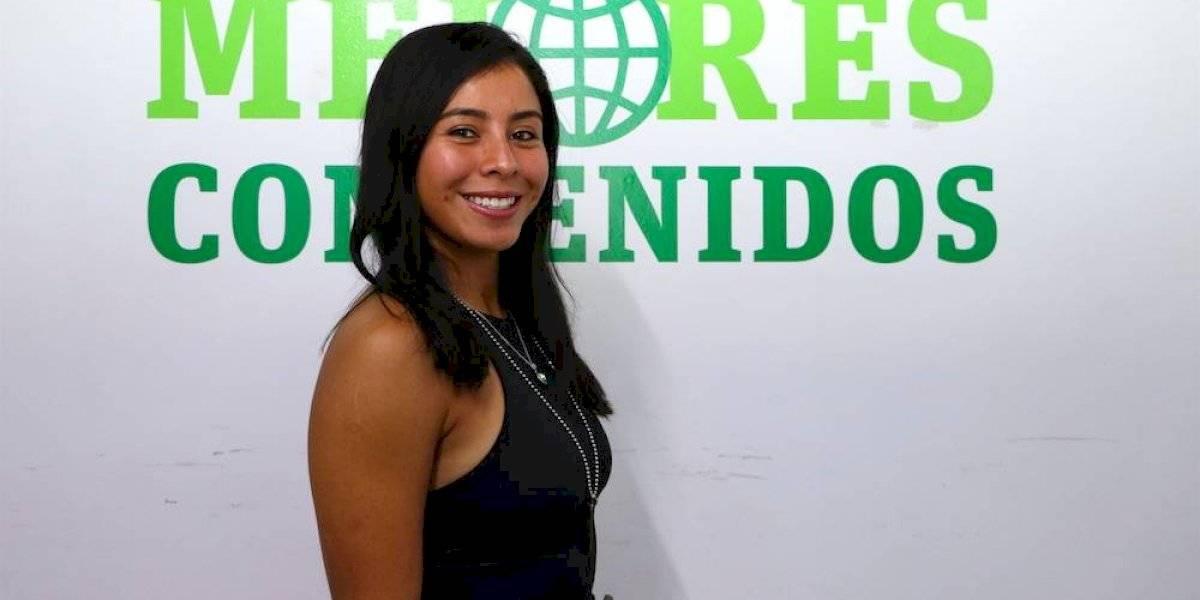 'Durante mi carrera sí me hizo falta apoyo': Shaila Pérez