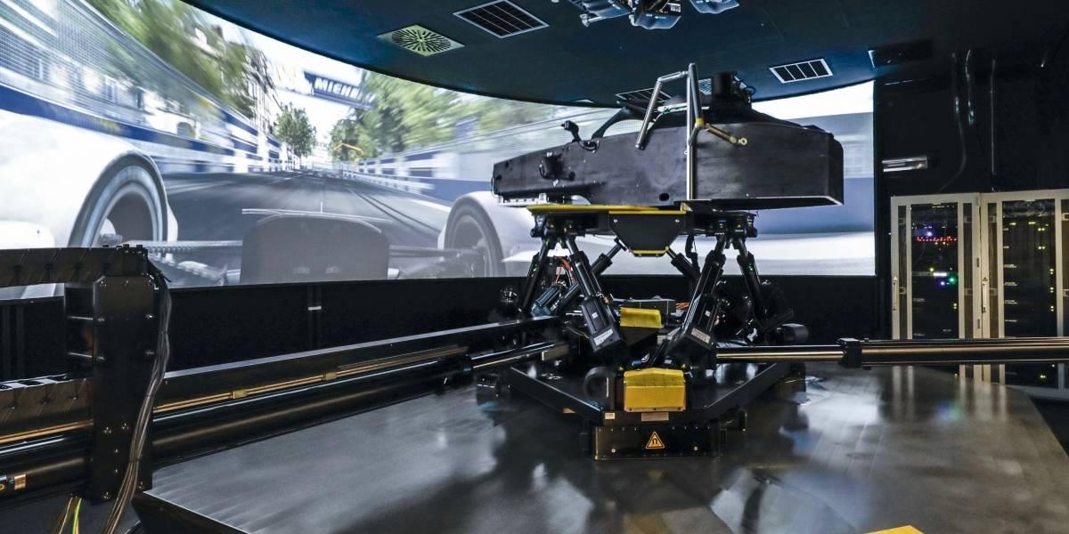 Atención gamers de autos: soñarán con el simulador de carreras de Porsche para Fórmula E