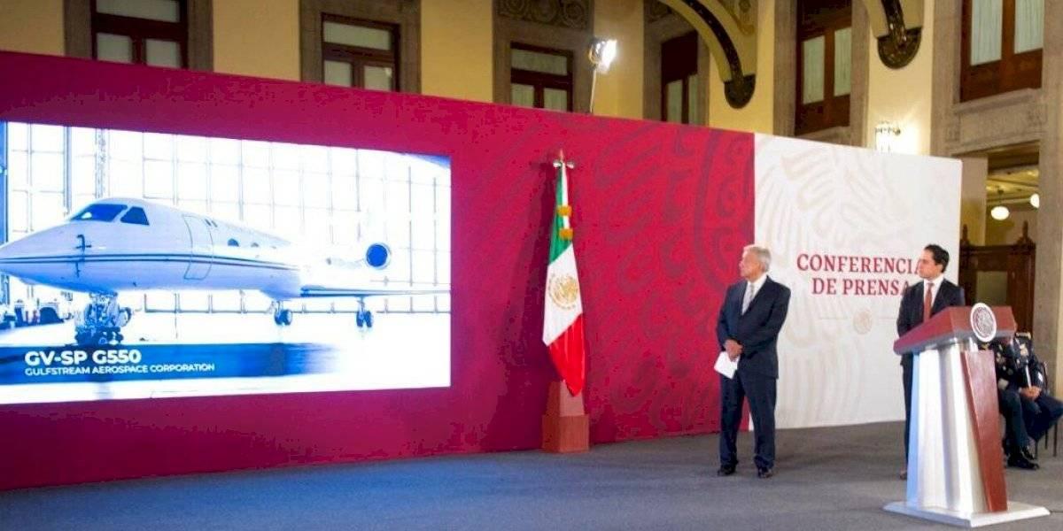 Subasta de aviones y helicópteros del gobierno espera recaudar dos mil 500 mdp