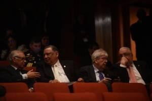 Invitados Teatro Nacional
