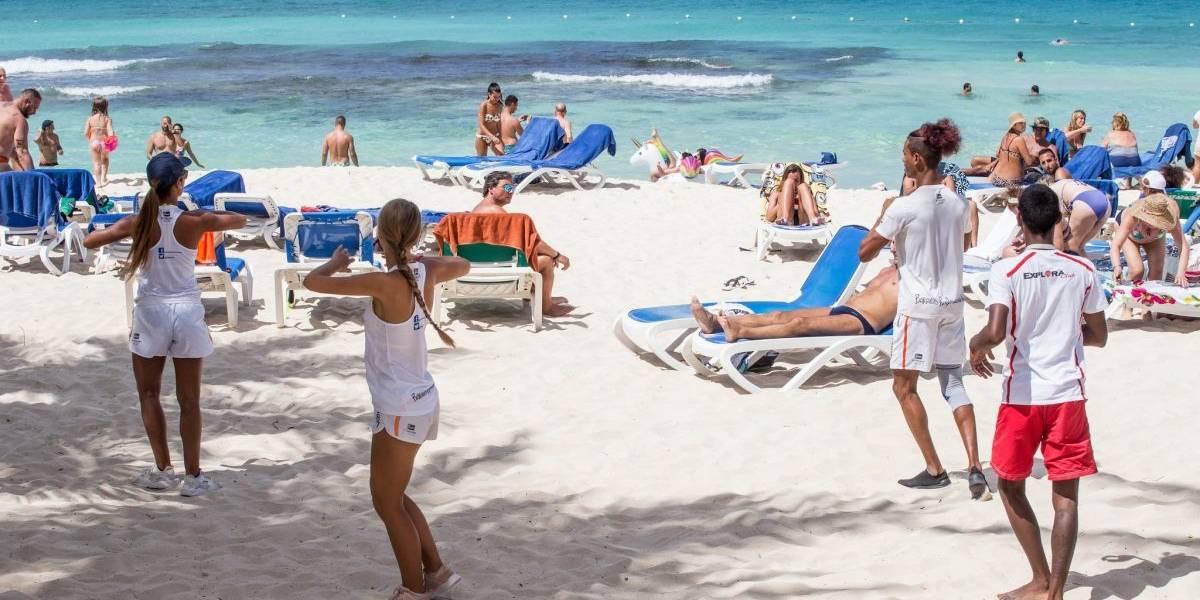 El turismo extranjero en República Dominicana cae un 4.6 % en 2019