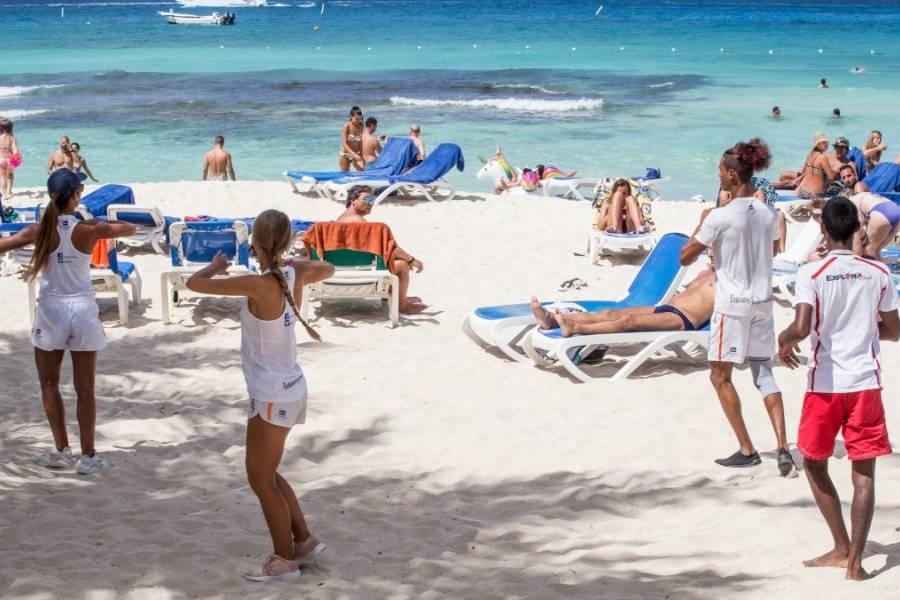 El turismo extranjero en República Dominicana cae un 4.6 % en 2019 ...