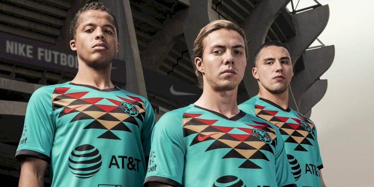FOTOS: América presenta su tercer uniforme para el CL20