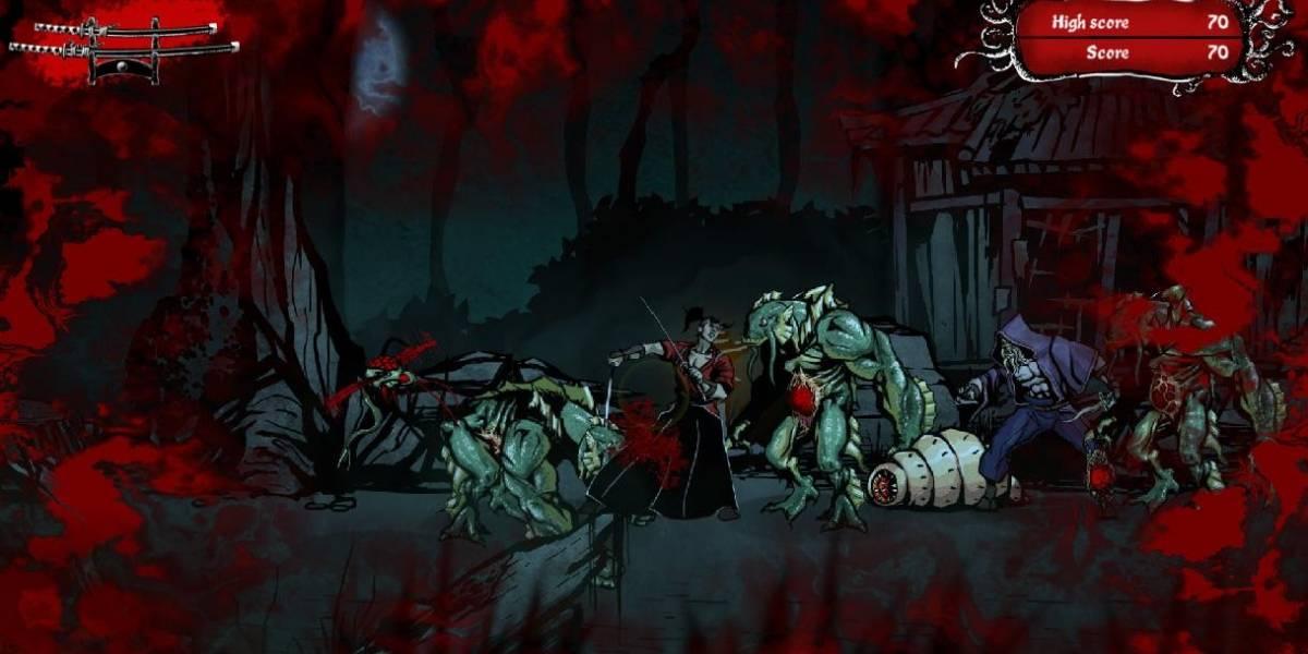 Cyber Rhino Studios anuncia acesso antecipado do game Musashi vs Cthulhu