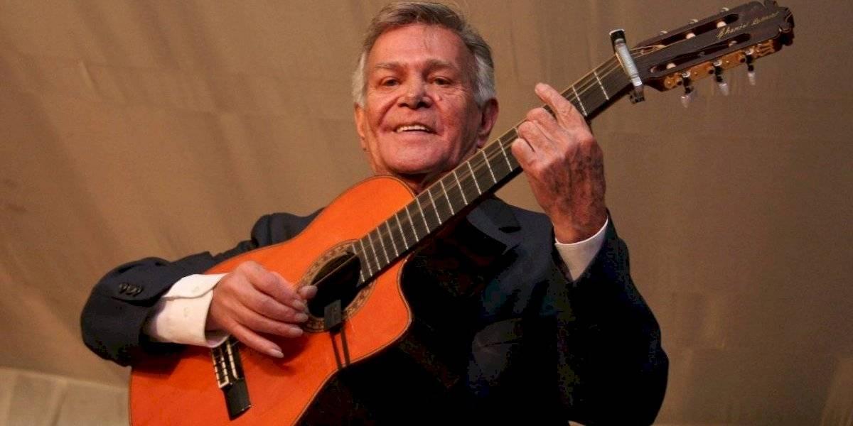 Luto en la música mexicana, murió Chamín Correa
