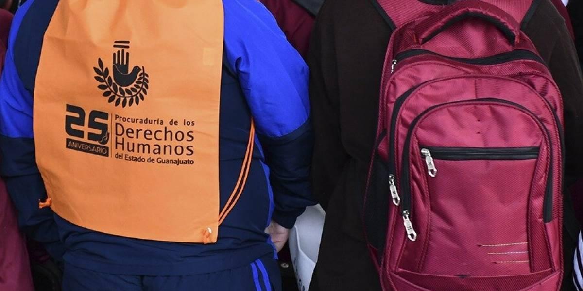 Pdheg exige uso de protocolos para revisión de mochilas