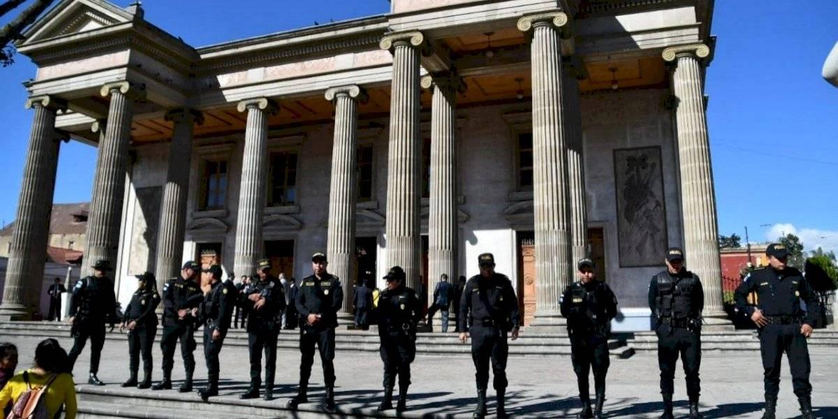 FOTOS. La jornada de toma de posesión de autoridades en el interior