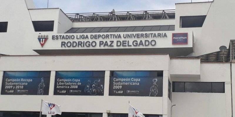 Estadio Rodrigo Paz Delgado Internet