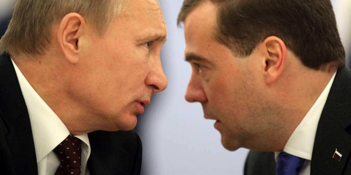 Renunció primer ministro y todo el Gobierno de Rusia tras discurso de Putin en el Parlamento