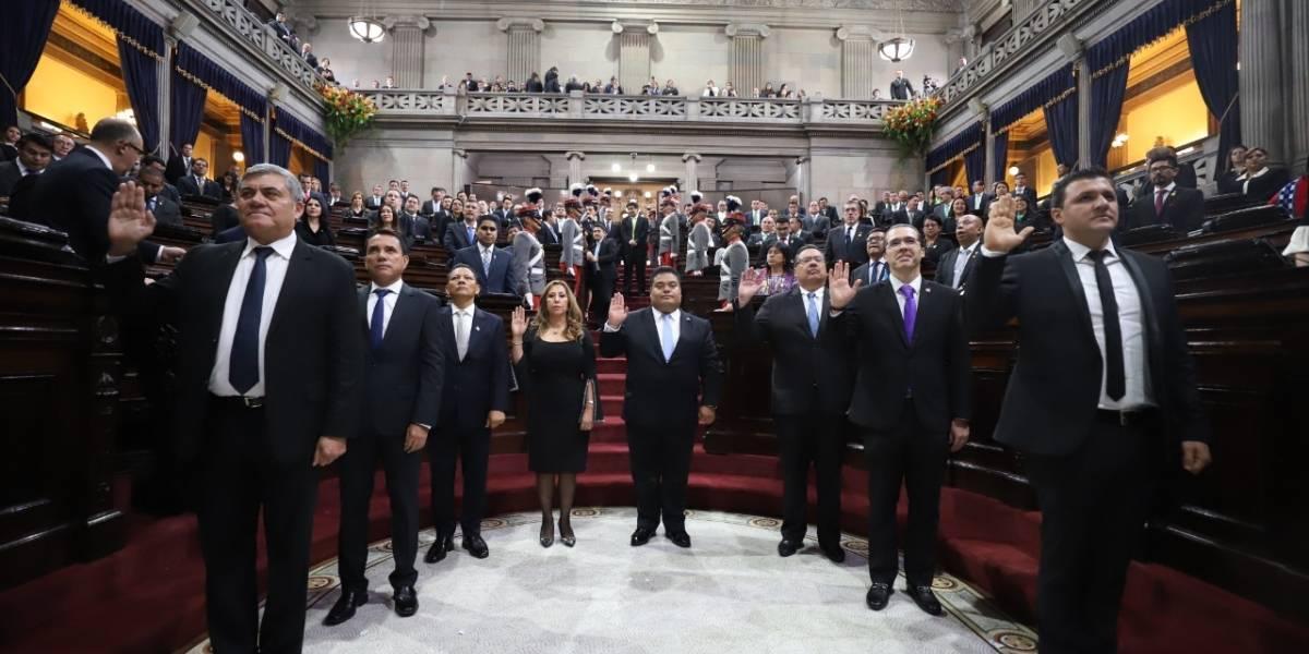 Bancada Vamos también presidirá el Organismo Legislativo
