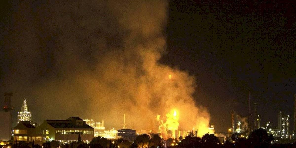 Confirman segunda muerte en explosión industrial en España