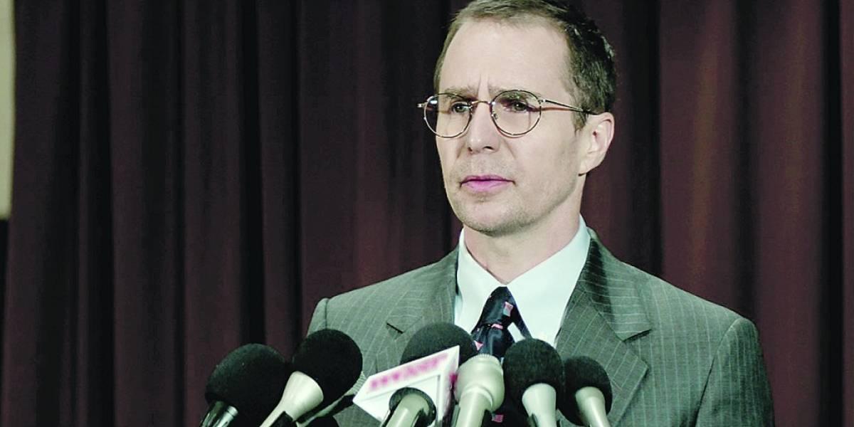 Sam Rockwell: un abogado incansable en 'Richard Jewell'