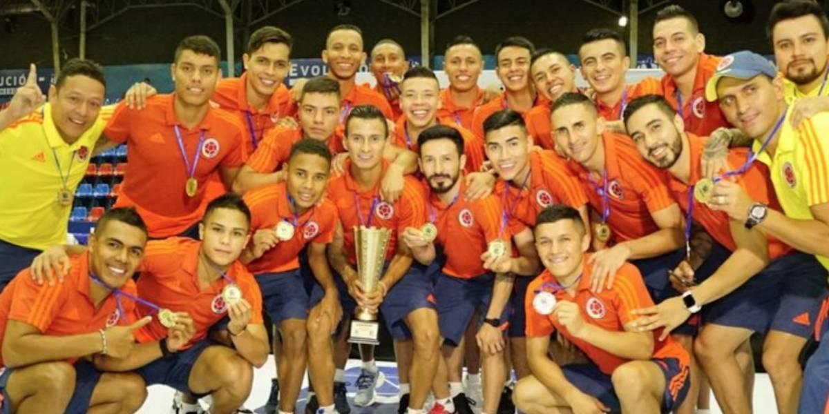 Definidos los grupos de las eliminatorias sudamericanas de Futsal camino al Mundial de Lituania