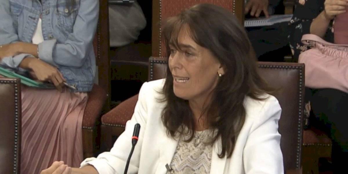 """María Pía Adriasola, esposa de José Antonio Kast: """"El sexo es verdaderamente seguro cuando no se ejerce"""""""