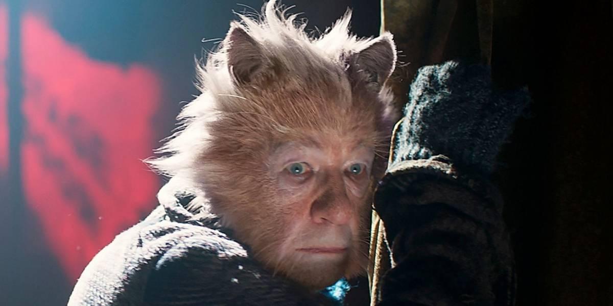 """Ian McKellen: """"Me enfoqué en el lado 'humano' de mi personaje"""""""