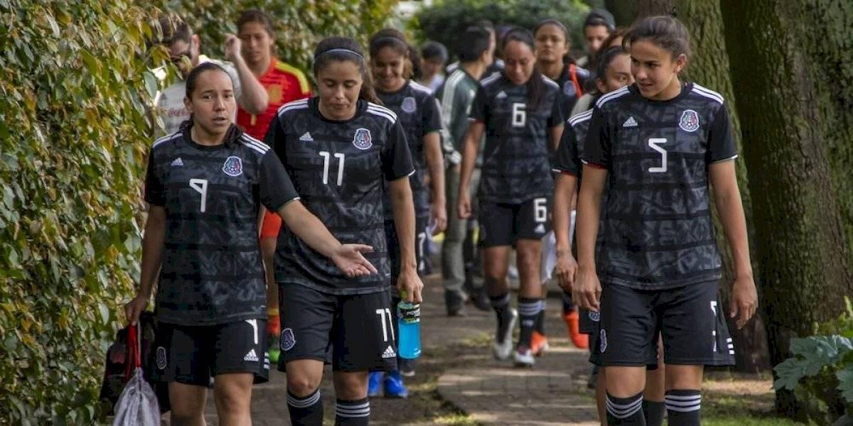 Tricolor femenil disputará el Preolímpico sin Charlyn Corral
