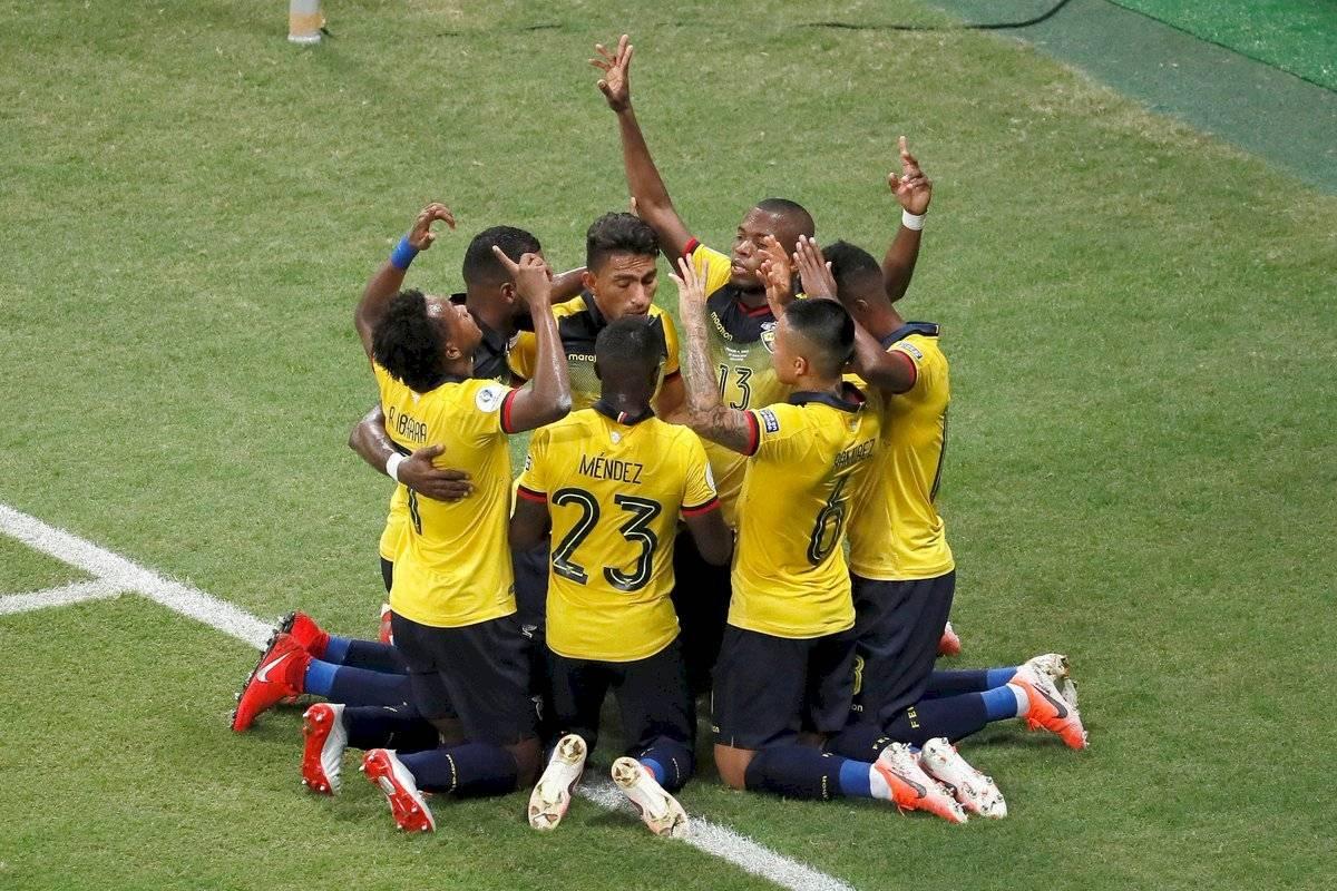 Selección de Ecuador Internet