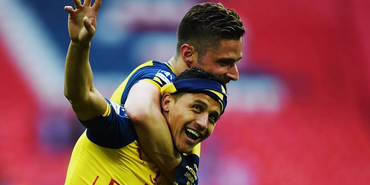 Más competencia para Alexis: delantero campeón del mundo llegó a acuerdo con el Inter