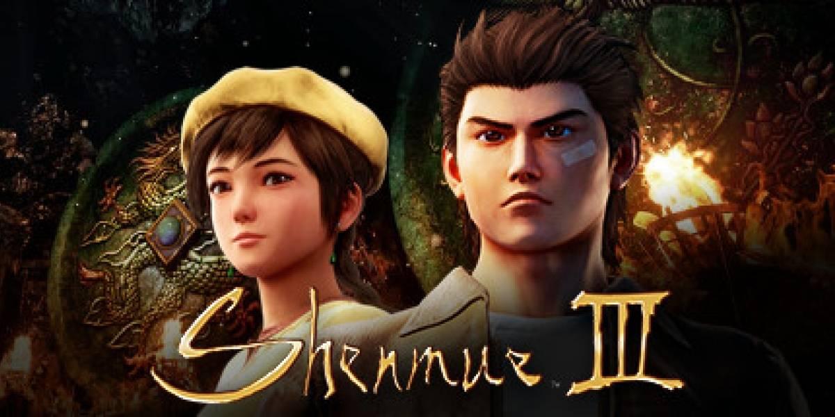 Título Shenmue 3 está em promoção na Epic Games Store até o dia 28 de janeiro