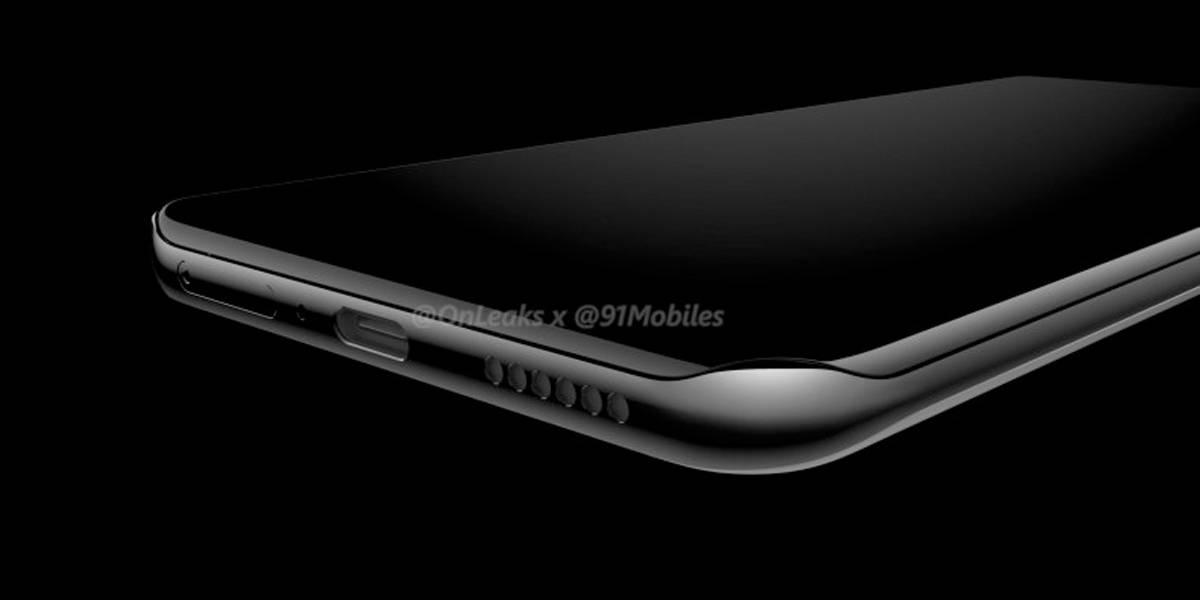 Puras curvas: se filtra la apariencia general de la pantalla del Huawei P40 Pro