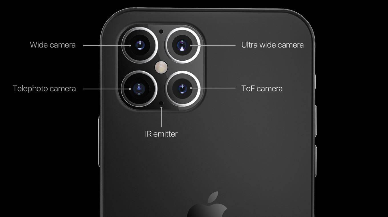 funciones del iPhone 12 Pro