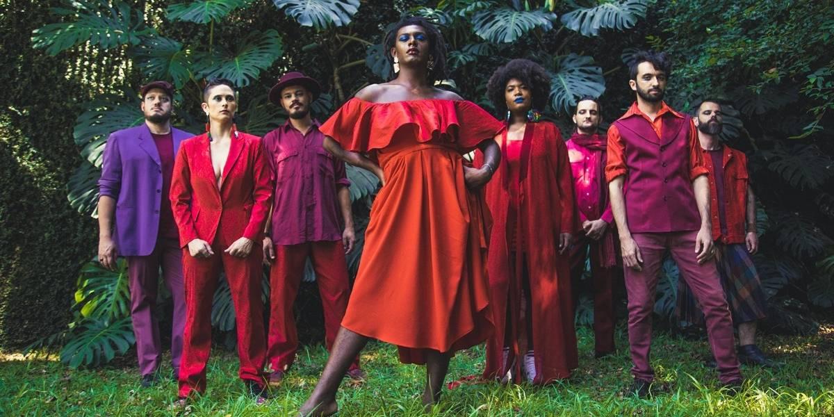 Aniversário de São Paulo: Liniker e os Caramelows apresentam show gratuito no Sesc Campo Limpo