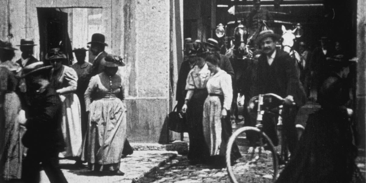 Irmãos Lumière, pioneiros do cinema, ganham mostra no CCBB