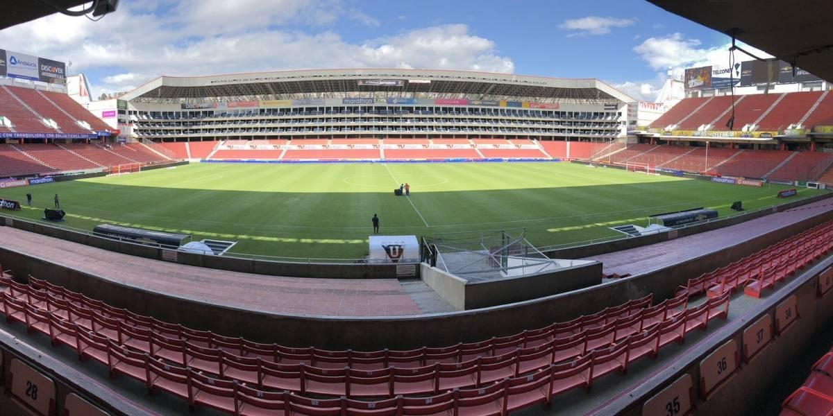 Independiente del Valle no jugará en el Rodrigo Paz ante Barcelona SC para no perjudicar el invicto que tiene el estadio