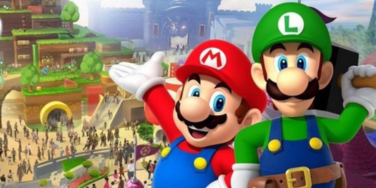 Saudade de jogar Mario Bros? Super Nintendo será tema de um parque da Universal Studios