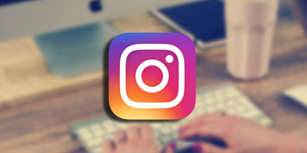 Instagram comienza a probar mensajes directos en web