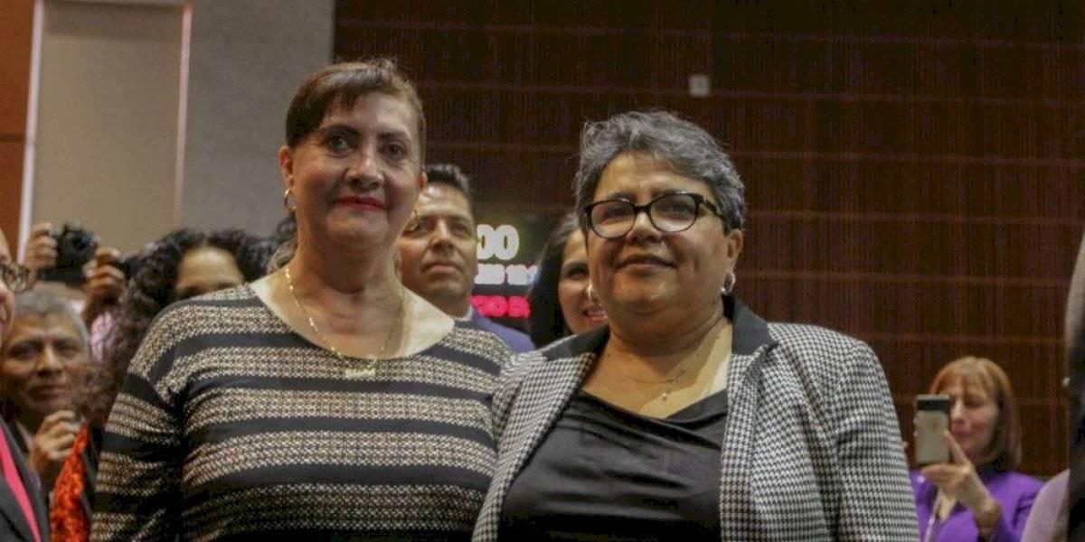 Ratifican a Raquel Buenrostro como directora del SAT